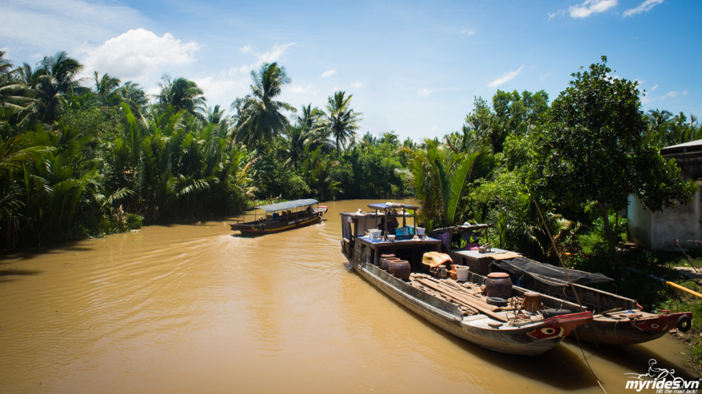 The heart of the mekong delta
